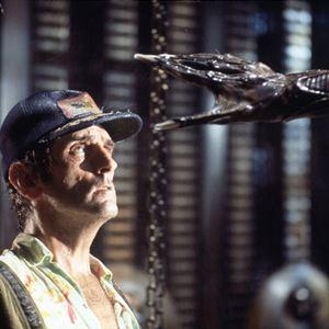 Alien - Das unheimliche Wesen aus einer fremden Welt : Bild Harry Dean Stanton