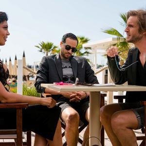 Alibi.com : Bild Nawell Madani, Philippe Lacheau, Tarek Boudali
