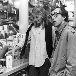 Manhattan : Bild Mariel Hemingway, Woody Allen