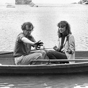 Manhattan : Bild Diane Keaton, Woody Allen