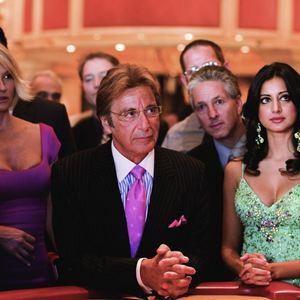 Ocean's Thirteen : Bild Al Pacino, Ellen Barkin