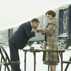 Mord im Orient-Express : Bild Daisy Ridley, Kenneth Branagh