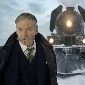 Mord im Orient-Express : Bild Kenneth Branagh