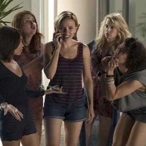 Girls' Night Out : Bild Ilana Glazer, Jillian Bell, Kate McKinnon, Scarlett Johansson, Zoë Kravitz