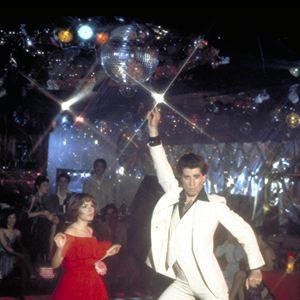 Saturday Night Fever - Nur Samstag Nacht : Bild John Travolta, Karen-Lynn Gorney