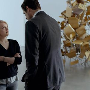 The Square : Bild Elisabeth Moss