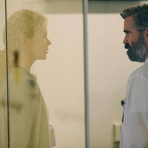 The Killing Of A Sacred Deer : Bild Colin Farrell, Nicole Kidman