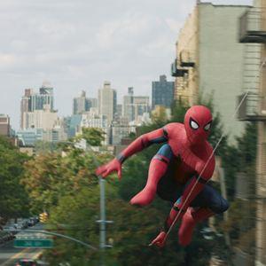 Spider-Man: Homecoming : Bild Robert Downey Jr., Tom Holland
