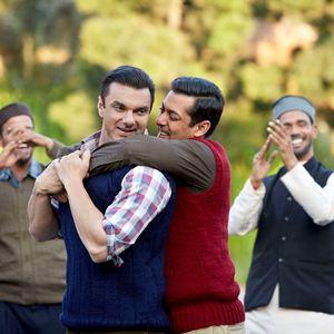Tubelight : Bild Salman Khan, Sohail Khan
