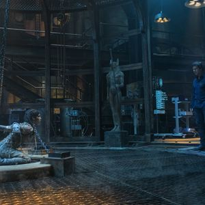 Die Mumie : Bild Sofia Boutella, Tom Cruise