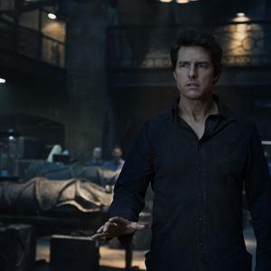Die Mumie : Bild Tom Cruise