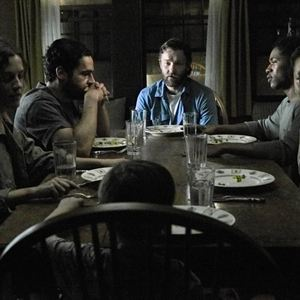 It Comes At Night : Bild Christopher Abbott, Joel Edgerton, Kelvin Harrison Jr., Riley Keough