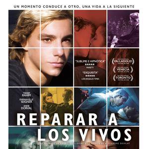 Die Lebenden reparieren : Kinoposter
