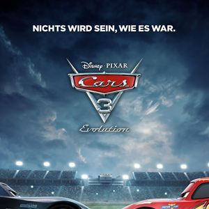Cars 3: Evolution : Kinoposter