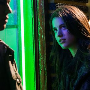 Death Note : Bild Margaret Qualley, Nat Wolff
