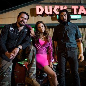 Logan Lucky : Bild Adam Driver, Channing Tatum, Riley Keough