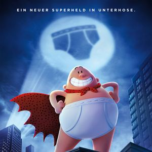 Captain Underpants - Der supertolle erste Film : Kinoposter