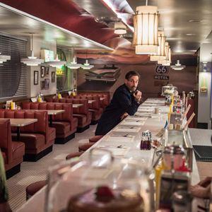 Baby Driver : Bild Jon Hamm