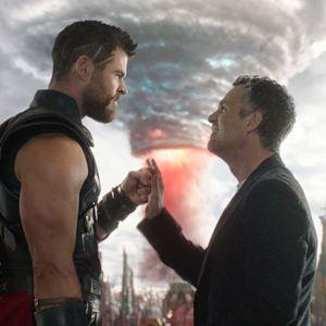 Thor 3: Tag der Entscheidung : Bild Chris Hemsworth, Mark Ruffalo