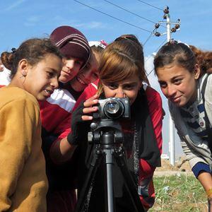 Life On The Border - Kinder aus Syrien und dem Irak erzählen ihre Geschichten : Bild