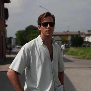 Call Me By Your Name : Bild Armie Hammer