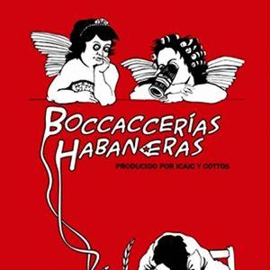 Boccaccerías Habaneras : Kinoposter