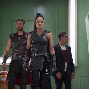 Thor 3: Tag der Entscheidung : Bild Chris Hemsworth, Mark Ruffalo, Tessa Thompson