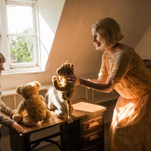 Goodbye Christopher Robin : Bild Margot Robbie, Will Tilston