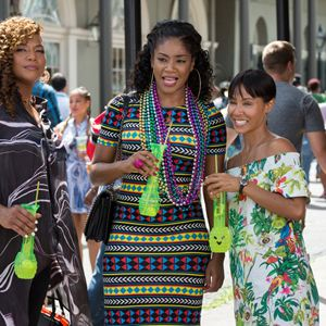 Girls Trip : Bild Jada Pinkett Smith, Queen Latifah, Tiffany Haddish