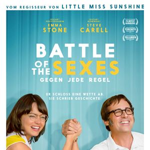 Battle Of The Sexes - Gegen jede Regel : Kinoposter