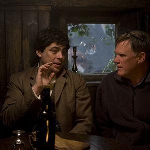 The Wolfman : Bild Benicio Del Toro, Joe Johnston