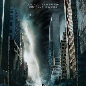 Geostorm : Kinoposter