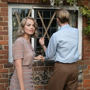 Goodbye Christopher Robin : Bild Margot Robbie