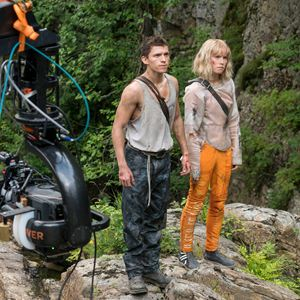 Chaos Walking : Bild Daisy Ridley, Tom Holland