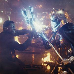 Star Wars 8: Die letzten Jedi : Bild Gwendoline Christie, John Boyega