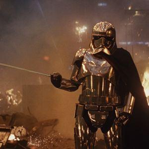 Star Wars 8: Die letzten Jedi : Bild Gwendoline Christie