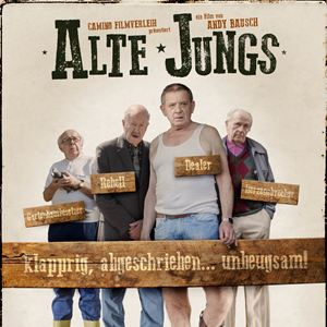 Alte Jungs : Kinoposter