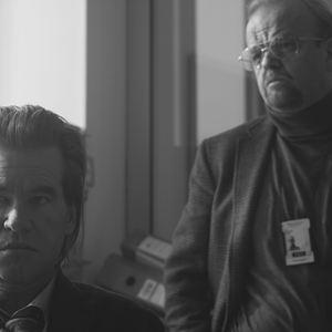 Schneemann : Bild Toby Jones, Val Kilmer