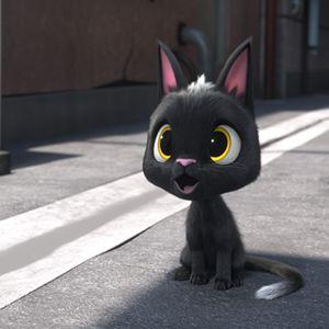rudolf der schwarze kater