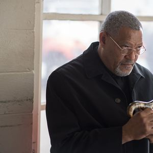 Last Flag Flying : Bild Laurence Fishburne