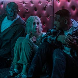Bright : Bild Joel Edgerton, Lucy Fry, Will Smith