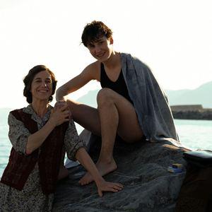 Frühes Versprechen : Bild Charlotte Gainsbourg, Nemo Schiffman