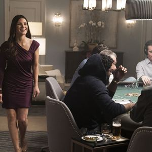 Molly's Game : Bild Jessica Chastain