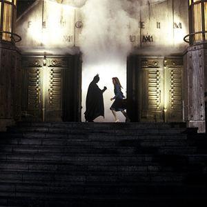 Batman : Bild Kim Basinger, Michael Keaton