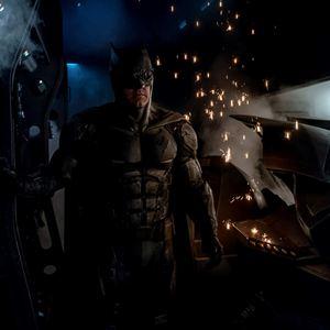 Justice League : Bild Ben Affleck