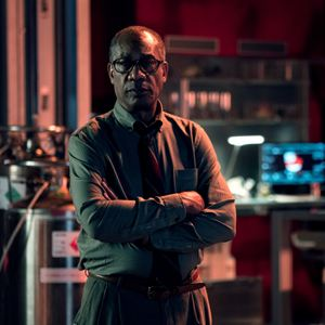 Justice League : Bild Joe Morton