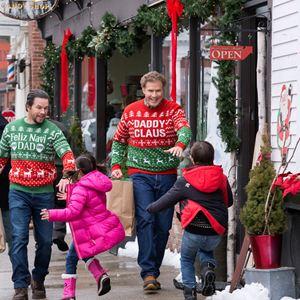 Daddy's Home 2 - Mehr Väter, mehr Probleme! : Bild Mark Wahlberg, Mel Gibson, Will Ferrell
