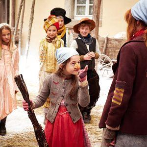 Die kleine Hexe : Bild Amelie Klein