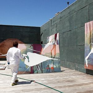Julian Schnabel: A Private Portrait : Bild Julian Schnabel