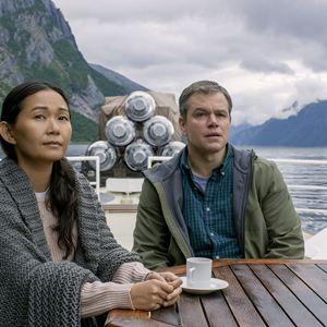 Downsizing : Bild Hong Chau, Matt Damon